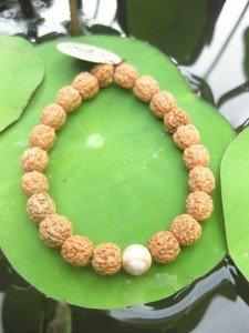 B 10 - 13 bracelet mala yoga pour homme jasper