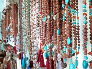 Collection mala rudraksha collier paris